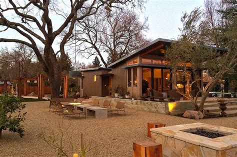 this weekend tour modern napa valley homes and gardens at