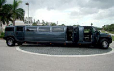 Hummer Limo Service by Miami Hummer Limo Hummer Limousine Miami Limo