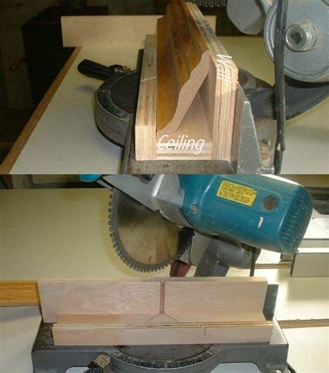 Crown Molding Jig by Crown Molding Jig Mitersaw Moldings Crown