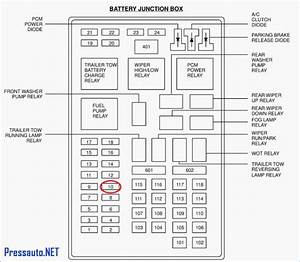 2006 Ford Expedition Fuse Box Diagram