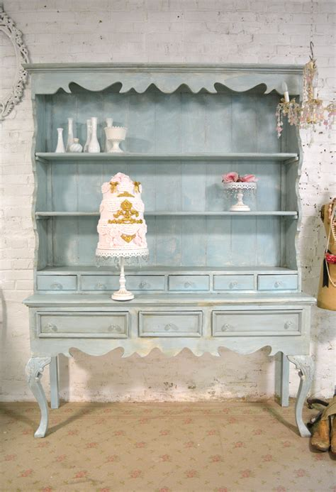 Cottage Chic Furniture Shabby Chic China Cabinet