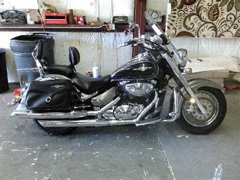 Lowered 2005 Suzuki C-50 Boulevard 800cc Motorcycle With
