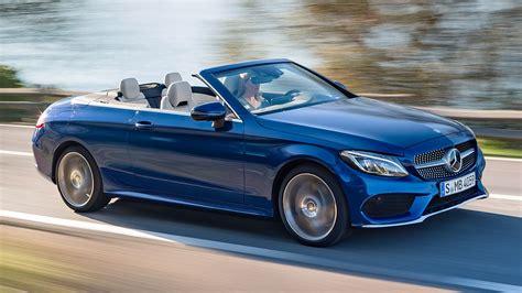 mercedes c klasse cabrio gebraucht mercedes c klasse cabrio 2017 autohaus de