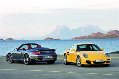 2018 Porsche 911 Turbo Review Top Speed
