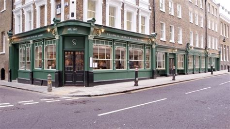 Chiswell Street Dining Room, Moorgate  Live Love London