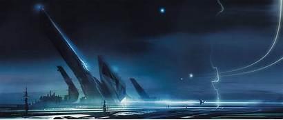 Ultra Wide Widescreen Wallpapers Sci Fi Wallpapersafari
