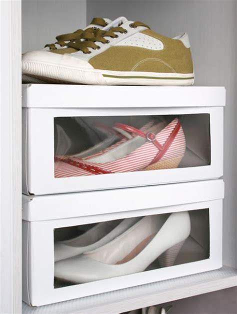 shoe tidy ideas 30 shoe box craft ideas 187 dhu seite