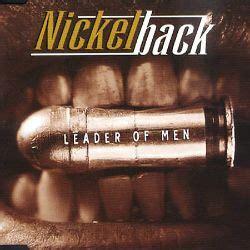Leader of Men - Nickelback | Songs, Reviews, Credits ...