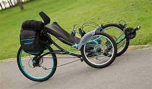 Aiken  Recumbent Trike      Tricicleta Recumbente On Behance