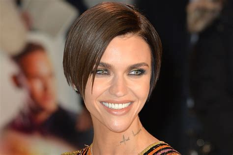 ruby rose gotham ruby rose shows she can pull off any type of shoe style