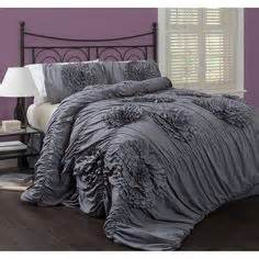 grove hill river rocks cotton 4 piece comforter set bear