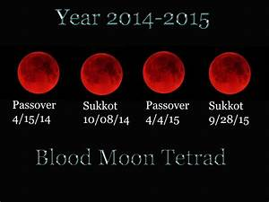 Reasoned Musings: Four Blood Moons in 2014-15: Christ's ...