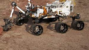 NASA's 'curious' rover fires high-tech laser beam on Mars ...