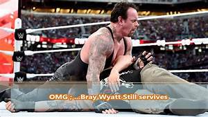 wwe wrestlemania 31 undertaker vs bray wyatt Match ...