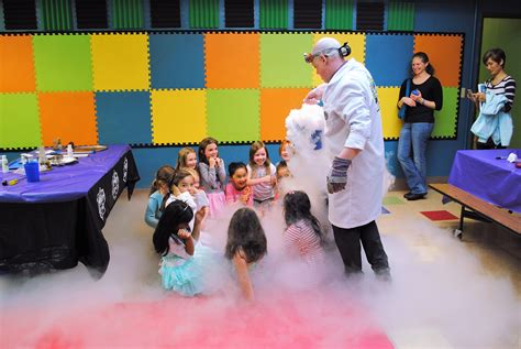 places to a birthday winter kids birthday party places
