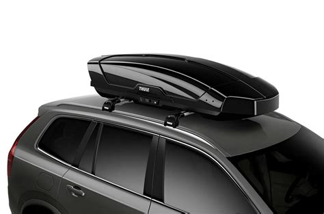 Box Auto Thule by Auto Box Thule Motion Xt L Black Glossy Autobox