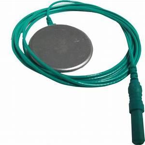 Mfi Medical Reusable Emg Ground Electrode