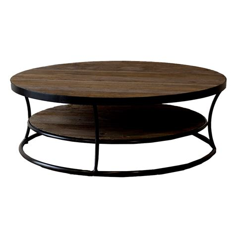 coffee and l tables reclaimed round coffee table best home design 2018