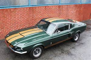 1967 Shelby Mustang Colors