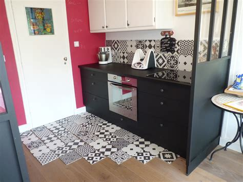 cuisine carreau de ciment vinyl carreau de ciment leroy merlin ides