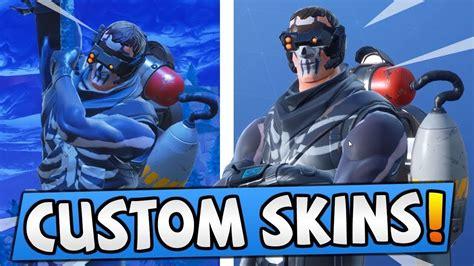 hack costum fortnite skins  game unreleased