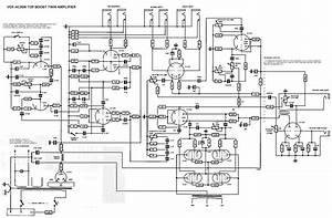 Vox Guitar Wiring Diagram