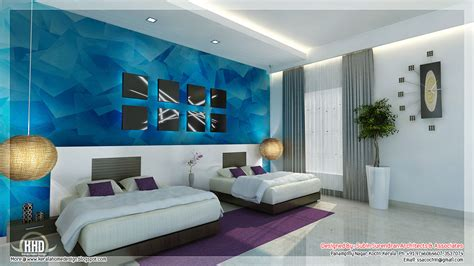 interior design at home beautiful bedroom interior designs kerala house design