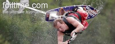 foiltime com the ultimate hydrofoiling website