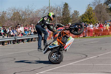 Motorcycle Stunt Riding School California