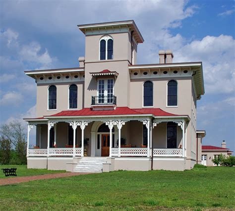 Architecture In Mississippi From Prehistoric To 1900
