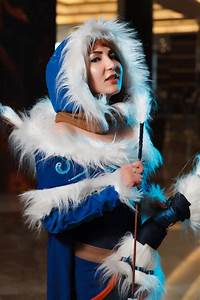 Snowstorm Mirana cosplay by Oyuka on DeviantArt