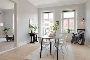 deco appartement ancien moderne With decoration petit appartement moderne