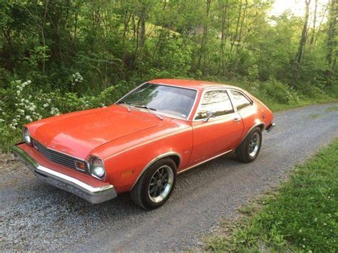 1976 Ford Pinto by 1976 Ford Pinto 2 3 5 Speed No Reserve Will Sell