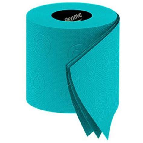couleur de papiers toilette