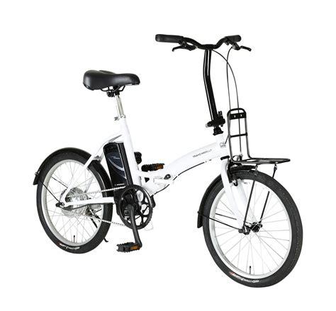 シンプルで折りたためる電動アシスト自転車「TRANS MOBILLY CONVENIENT(トランスモバイリー ...
