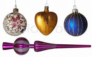 Collection of New Year's - Christmas tree toys (with tree ...