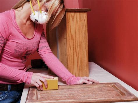 how to sand cabinets how to paint kitchen cabinets how tos diy