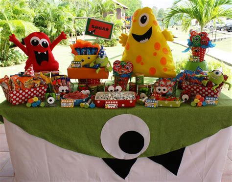 karas party ideas monster birthday party supplies ideas