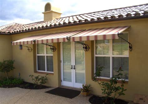 4300 Fabric Window Awnings