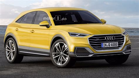 Audi 2019 : Will The 2019 Audi Q4 Look Like This?