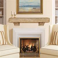 great contemporary fireplace mantel Contemporary Mantels Fireplace Surrounds | FIREPLACE DESIGN IDEAS