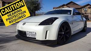 2004 Nissan 350z      Review