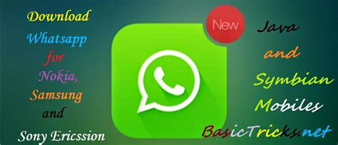 whatsapp for nokia and samsung iphones and smartphones
