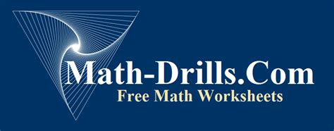 math drill worksheets  grade