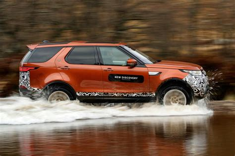 land rover water new land rover discovery 2017 off road review pictures