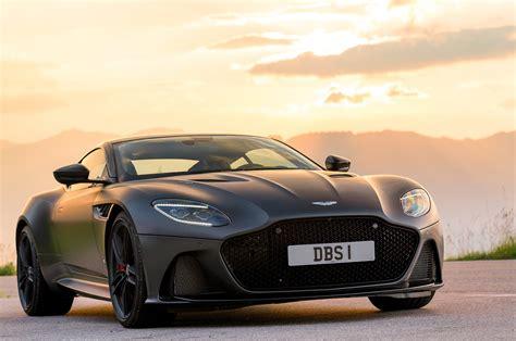 2019 Aston Martin Dbs Superleggera First Drive