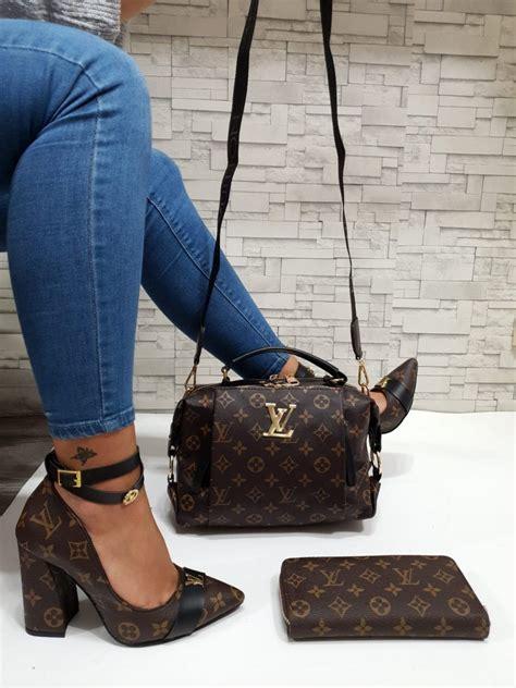lv  brown set   louis vuitton shoes heels