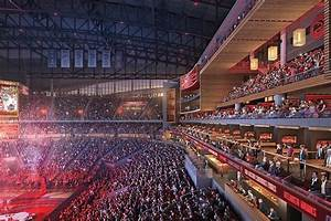 Philips Arena To Get  192 Million Renovation In Agreement