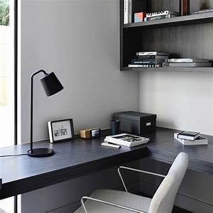 Home Office Contemporary Interior Design With Aesthetic