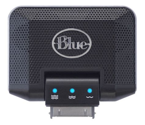 Lava L Ipod Speakers by Blue Microphones Mikey Ipod Stereo Condenser Mic With